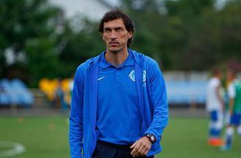 Михайленко – новый главный тренер «Днепра»