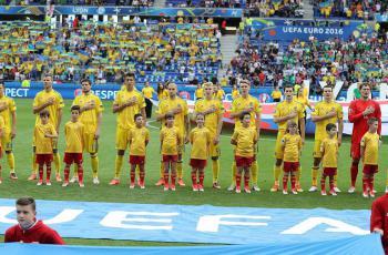Заявка сборной Украины на матч отбора ЧМ-2018 против Исландии