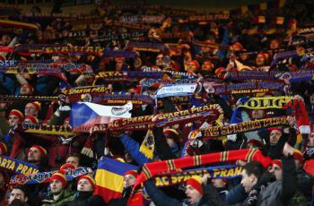 УЕФА закрыл гостевой сектор для болельщиков «Спарты» в матче с «Ростовом»