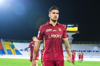 «Рубин» объявил об уходе Самуэля Гарсии в «Леганес»