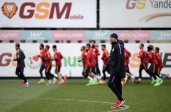 Тудор стал новым главным тренером «Галатасарая»