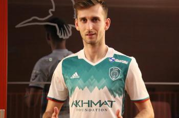 Защитник «Пескары» Дьомбер перешел в «Терек»