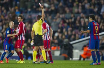 «Барселона» оспорит дисквалификацию Суареса в CAS
