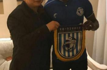Официально: Янник Боли перебрался в чемпионат Китая