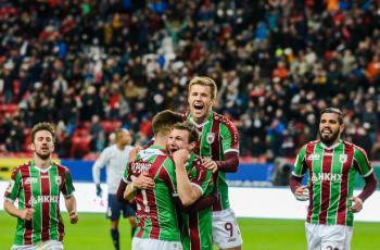 «Рубин» стал вторым полуфиналистом Кубка России