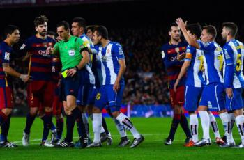 Суарес дисквалифицирован на 2 матча Кубка Испании, Диоп на 1 игру