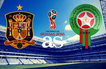 Испания Марокко