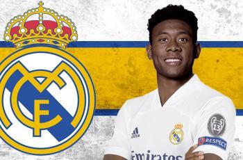 Давид Алаба перешел в Реал