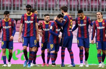 Барселона продаст ключевых исполнителей ветеранов