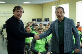 Торпедо назначило Бородюка