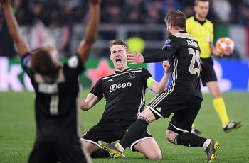 Аякс выиграл 26 из 28 еврокубковых матчей после победы. Аякс победил в гостях у Тоттенхэма