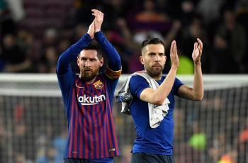 Жорди Альба и Лионель Месси могут уйти из Барселоны