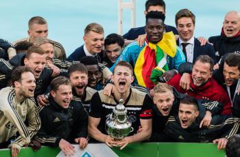 Аякс выиграл Кубк Голландии 2019