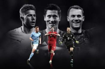 Лучший игрок года УЕФА 2020