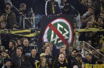 Фанаты в Германии протестуют против стыковых матчей клубов Регионаллиг с командами из 3 лиги
