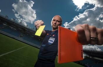 ФИФА назвала имена судей Кубка конфедерации-2017