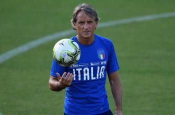 Манчини анонсировал уход из сборной Италии