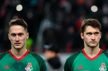 Алексей и Антон Миранчуки