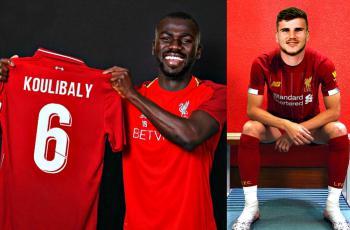 «Ливерпуль» наметил две трансферные цели на лето
