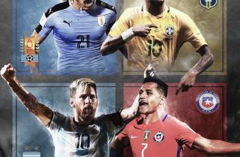 Результаты 13-ого тура квалификации ЧМ-2018 Южной Америки