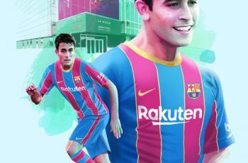 Эрик Гарсия вернулся в Барселону
