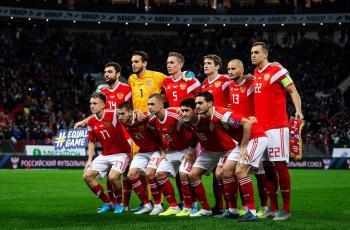 Черчесов огласил заявку сборной России