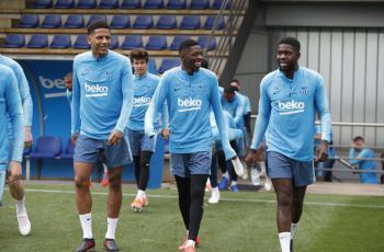 Барселона хочет избавиться от четырех игроков