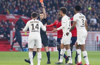 Лилль - ПСЖ 5:1 голы, видео и лучшие моменты матча Лига 1 Франция