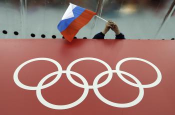 Россию могут отстранить от международных соревнований