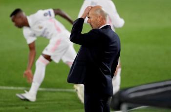 Зидан прокомментировал поражение от Шахтера