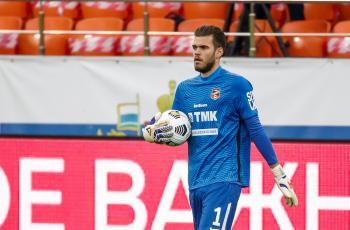 Илья Помазан вернулся в ЦСКА