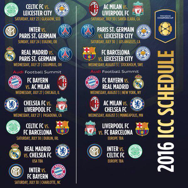 Расписание игр реал мадрид 2016 17