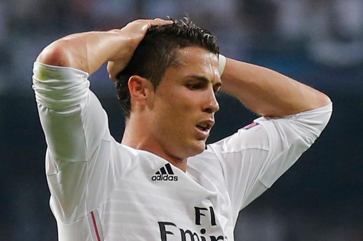 Роналду не выступит в Лондоне в эту субботу