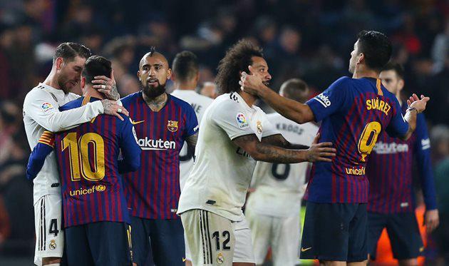 Барселона осасуна смотреть 1 8 финала