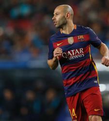 """Маскерано: """"«Барселона» хочет, чтобы я остался"""""""