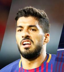 MSD: Messi, Suarez, Dembele