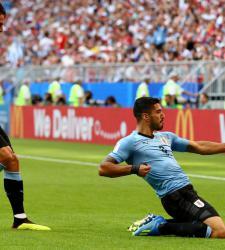Луис Суарес, сборная Уругвая